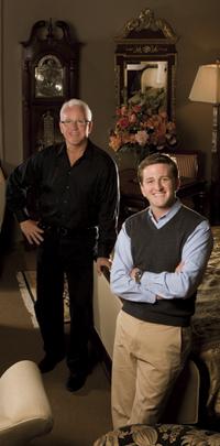 Owners Joe Steele, II and Joe Steele III