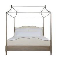 Auberge Bed with Canopy