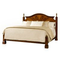 India Silk Road Bed