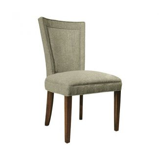 Flare Back Dining Side Chair 1