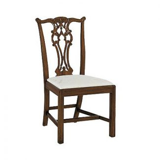 Rhode Island Chippendale Side Chair 1