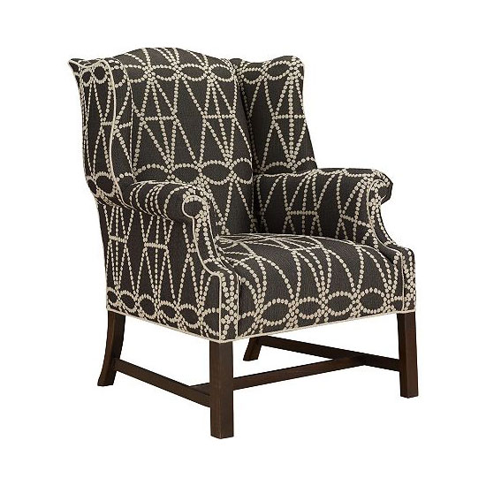 Chippendale Wing Chair