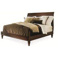 City Club Sleigh Bed