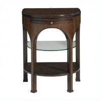 Crestaire Alexander Telephone Table in Porter