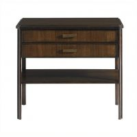 Crestaire, Southridge Bedside Table in Porter