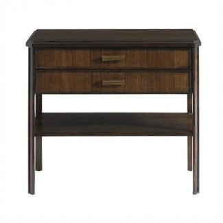 Crestaire, Southridge Bedside Table in Porter 1