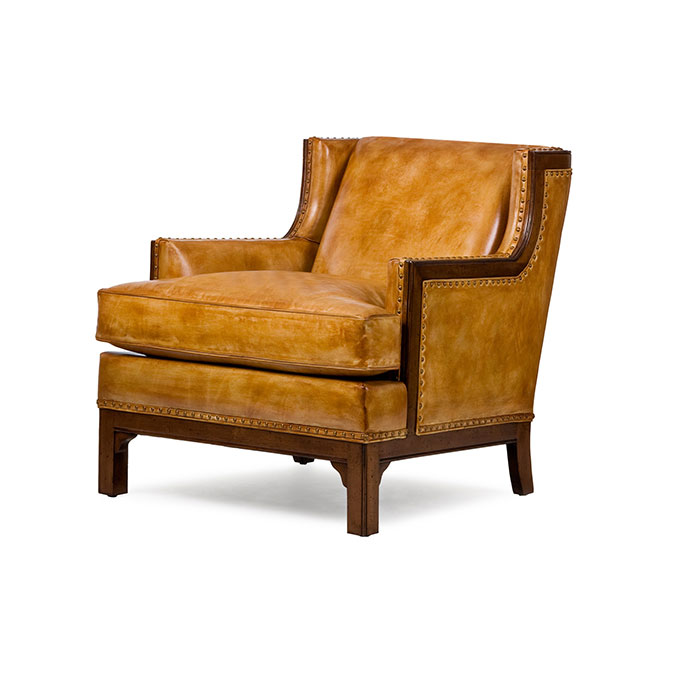 Steele Farm lounge Chair