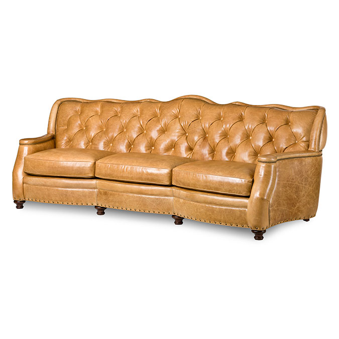 Utah Tufted Sofa