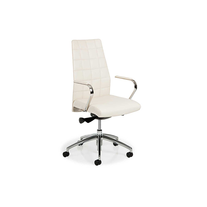 Blade Grid Back Swivel Tilt Chair