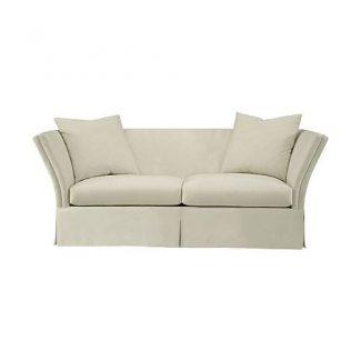 "Pershing Dressmaker Sofa – 88"""