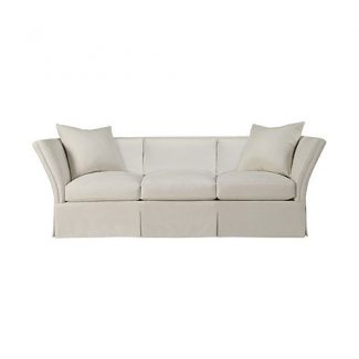 Pershing Dressmaker Sofa with Loose Pillow Back – 96""