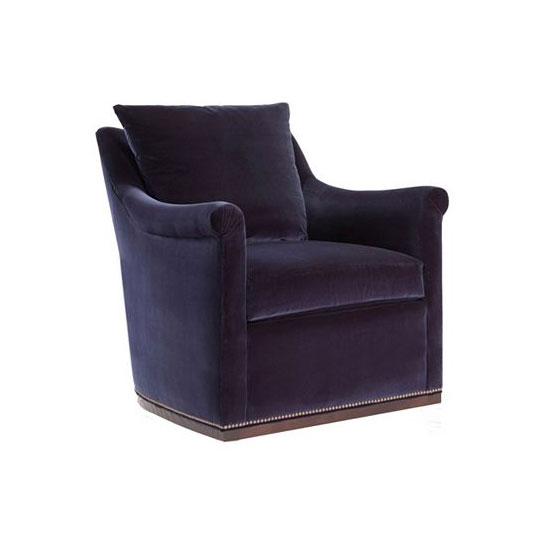 Jules Low Profile Swivel Chair