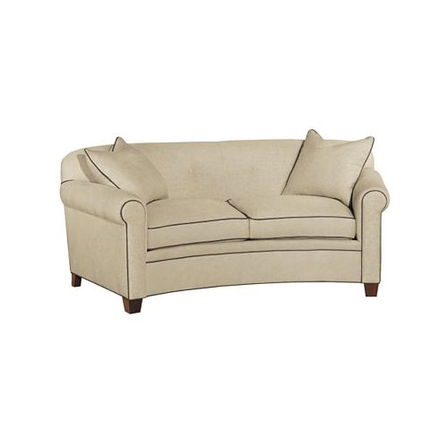 Christian Curved Sofa
