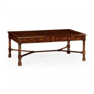 Chippendale gothic coffee table 1