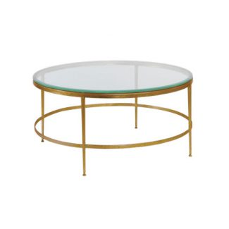 Tate Round Cocktail Table 1