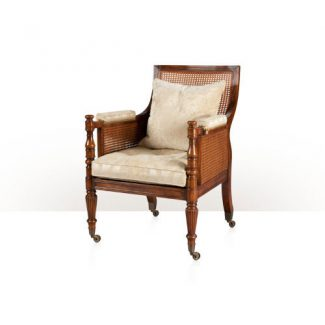 Regency Library BergÈre 1