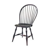Bowback Side Windsor Chair Bamboo