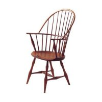 Bowback Arm Chair Bamboo