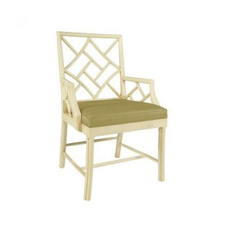 Fretwork Arm Chair 1