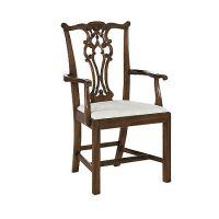 Rhode Island Chippendale Arm Chair