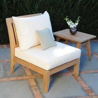 Ipanema Sectional Armless Chair