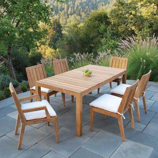 Mendocino Rectangular Dining Table 1