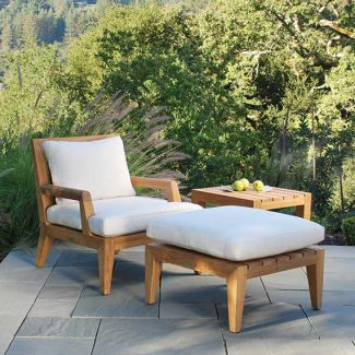 Mendocino Deep Seating Lounge Chair 1