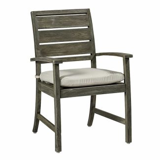 Charleston Teak Arm Chair 1