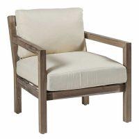 Club Teak Lounge Chair