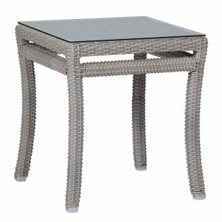 Club Woven End Table 1