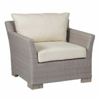 Club Woven Lounge Chair