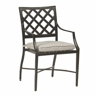 Lattice Arm Chair 1
