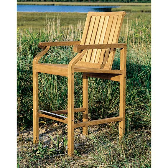 Nantucket Bar Chair