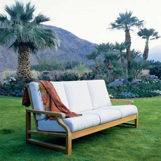 Nantucket Deep Seating Sofa 1