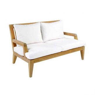 Mendocino Deep Seating Settee 1