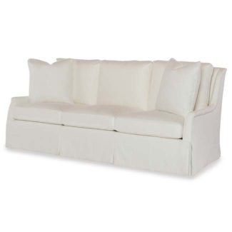 Walker Skirted Sofa 1