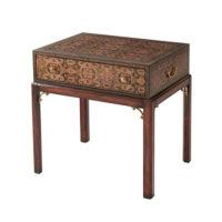 Hammadan Side Table