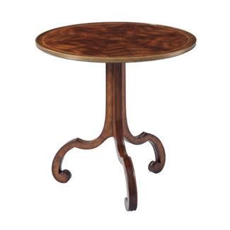 Inward Looking Side Table