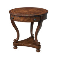 Occasionally Italian Side Table