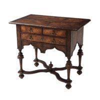 Victory Oak Side Table