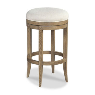 Vintage Round Counter Stool