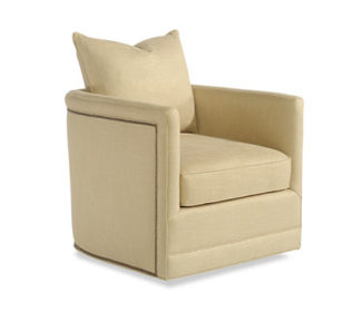 Mizner Swivel Chair