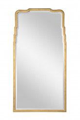 Hand Welded Iron Mirror
