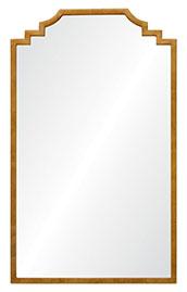 Hand Welded Pagoda Mirror